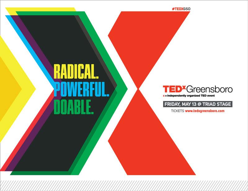TEDxGreensboro 2016