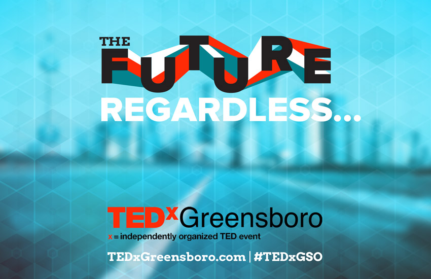 TEDxGreensboro - The future regardless...