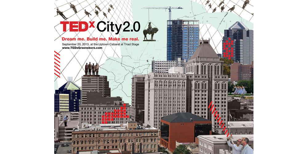 TEDxCity Graphic