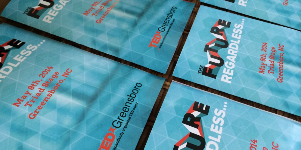 TEDxGreensboro 2014 programs