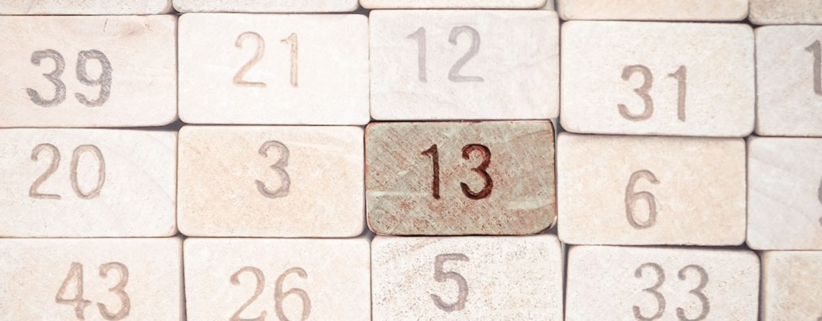 Lucky 13 marketing - building blocks