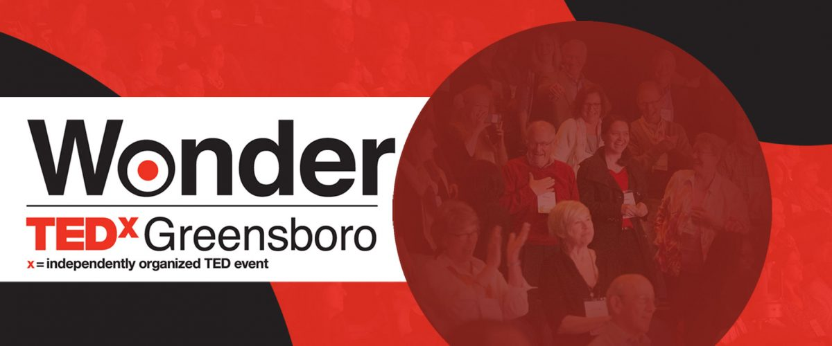 TEDxGreensboro - Wonder